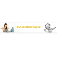 Logo of radio station Black Boss radio