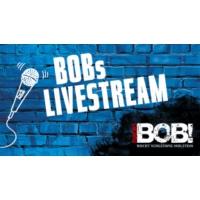 Logo of radio station RADIO BOB! rockt Schleswig Holstein