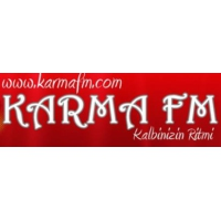 Logo of radio station Karma FM