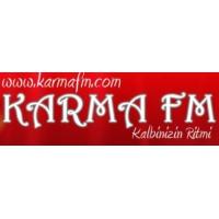 Logo de la radio Karma FM