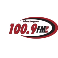 Logo of radio station Muskegon 100.9FM