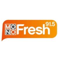 Logo of radio station Mono Fresh 91.5