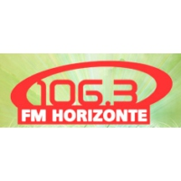 Logo of radio station FM Horizonte 106.3