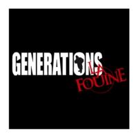 Logo of radio station Générations La Fouine