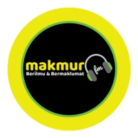Logo of radio station Makmur FM