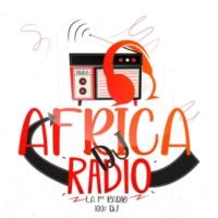 Logo de la radio AFRICA DJ RADIO