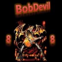 Logo of radio station BobDevil 88