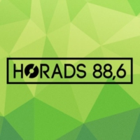 Logo of radio station HORADS 88.6