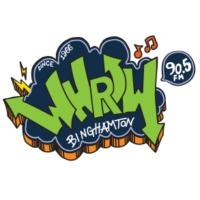 Logo of radio station WHRW Binghamton 90.5