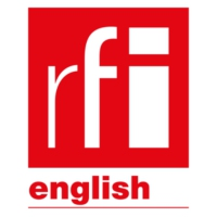 Logo of radio station RFI English