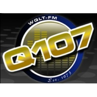 Logo of radio station WQLT FM Q107