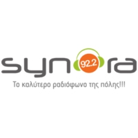 Logo of radio station Synora FM