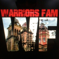 Logo of radio station WARRIORS FAM