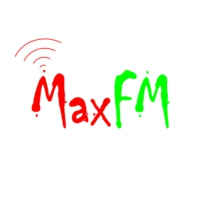 Logo of radio station Max Radio