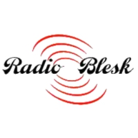 Logo of radio station Rádio Blesk