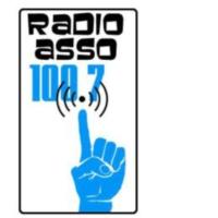 Logo of radio station Radio Asso 100.7