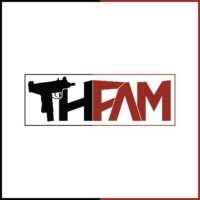 Logo of radio station Trap Hood Family