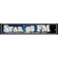 Logo of radio station Star 98 FM