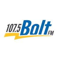 Logo of radio station 107.5 Bolt FM
