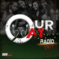 Logo of radio station OurWAY Radio