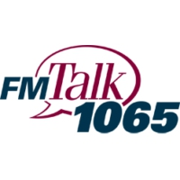 Logo of radio station WAVH FM Talk 106.5