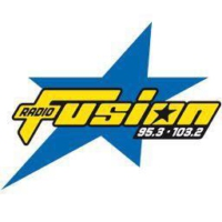 Logo of radio station Radio Fusion 95.3 - 103.2