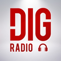 Logo of radio station DIG RADIO