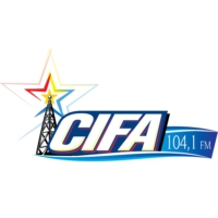 Logo of radio station CIFA 104.1 FM