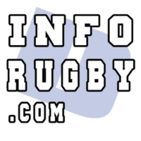 Logo of radio station Info Rugby