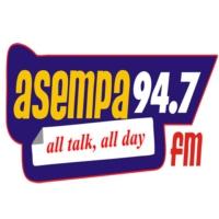 Logo de la radio Asempa 94.7FM