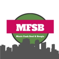 Logo of radio station MFSB