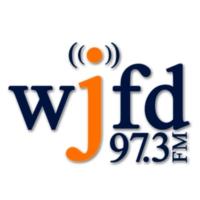 Logo of radio station WJFD 97.3