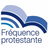 Logo of radio station Fréquence Protestante