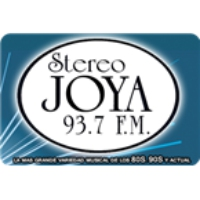 Logo of radio station Joya 93.7 fm