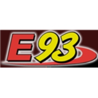Logo of radio station WEAS E 93.1