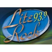 Logo of radio station KJMK