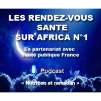 Logo of radio station Santé publique France : Nutrition et ramadan