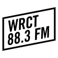 Logo of radio station WRCT