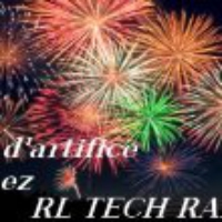 Logo of radio station RL-Tech Radio