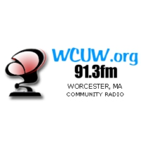 Logo of radio station WCUW 91.3