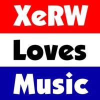 Logo of radio station XeRW Radio
