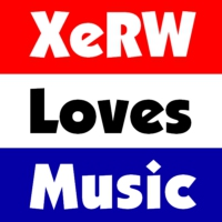 Logo of radio station XeRW Radio