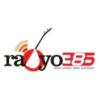 Logo de la radio Radyo386