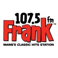 Logo de la radio WFNK 107.5 Frank