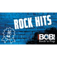 Logo of radio station Radio BOB! Rock Hits