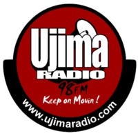 Logo of radio station Ujima 98FM