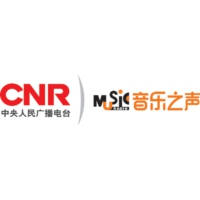 Logo of radio station CNR音乐之声 - CNR Sound of Music