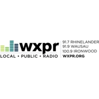 Logo of radio station WXPR Public Radio