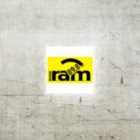 Logo of radio station Radio Ram 89.8 FM