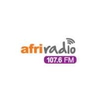 Logo of radio station Afriradio